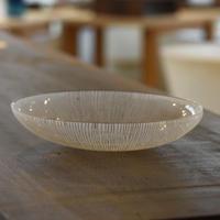 plate「Hasu」三野 直子 030370-2-198