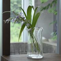 flowervase「レースガラスの花器」 津坂 陽介 018314-3-391B