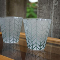 glass「monstera」金 東希 026940-1-109