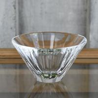 glass「百花景 ぐいのみーしろつめくさ」金津 沙矢香 030747-1-299
