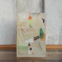 flower vase「四角花器」佐野 猛 007593-9-142