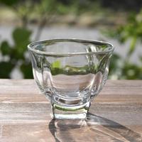 glass「四角底茶杯」小宮 崇 030397-1-222