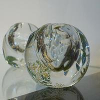 flower vase「百花景 ミモザ」金津 沙矢香 016920-1-74