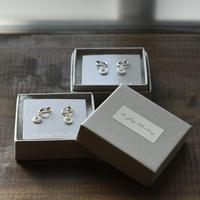 earrings「結」伊藤 真知子 031374-4-335