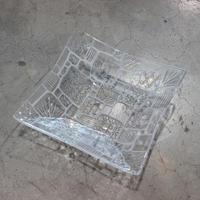 plate「角皿」サブロウ 029776-1-132