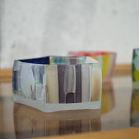 glass「五角ぐい呑み」佐野 猛 029573-3-117