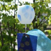 ornament「風鈴 青い風鈴」東南 早織 030402-1-206