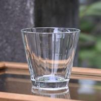 glass「百花景 ロックグラスーライラック」金津 沙矢香 030686-1-275