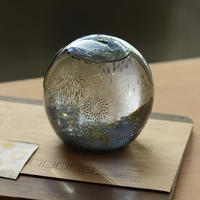 ornament「スノードーム 花火」金津 沙矢香 024799-4