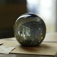 ornament「スノードーム 夕景」金津 沙矢香 024799-4