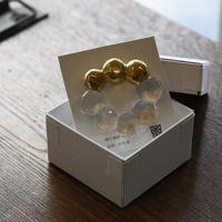 brooch「金彩のブローチ」金津 沙矢香 031751-1-394