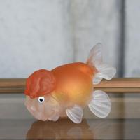 ornament「蘭鋳」下田 顕生 029792-2-166