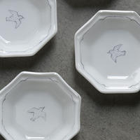 plate「豆皿 チドリ」戸島 邦子 024181-3-295