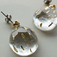 pierce「金彩のピアス」 金津 沙矢香 028787-1-4