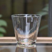 glass「百花景 ロックグラスーもみじ」金津 沙矢香 030686-1-275