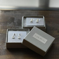 earrings「結」伊藤 真知子 031374-3-334