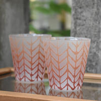 glass「monstera」金 東希 026940-1-211