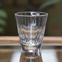 glass「百花景 ショットグラスーしろつめくさ」金津 沙矢香 030685-1-274