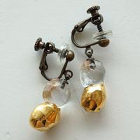 earrings「金彩のイヤリング」 金津 沙矢香 028862-2-47