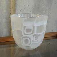 glass「モザイクぐいのみ」小宮 崇 030332-1-158