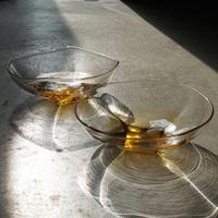 bowl「色鉢  amber」 小宮 崇 029250-1-33