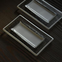 plate「泡のリム皿」戸島 邦子 024181-4-350