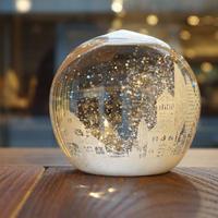 ornament「スノードーム」金津 沙矢香 017580-5-143