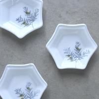 plate「色絵豆皿 オリーブ」戸島 邦子 024666-6-444