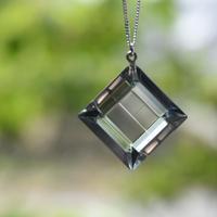 necklace「Square」小島 有香子 019565-1-215