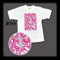 浅田真央サンクスツアー Tシャツ バラ・ホワイト(M)