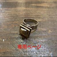 N様専用ページ/シルバーリング