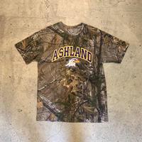 """ASHLAND"" ツリー柄Tシャツ"
