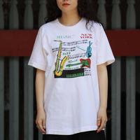 90's ニューヨーク ミュージックTシャツ