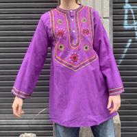 パキスタン 刺繍 チュニック 5
