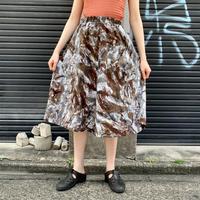 アメリカ製 総柄スカート