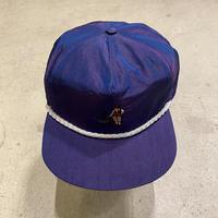 """アメリカ製 """"LaMode"""" キャップ(紫色)"""
