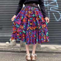 アメリカ製 ティアードスカート