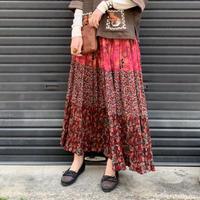 インドコットン スカート