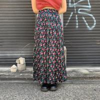 日本製 レーヨンプリーツスカート