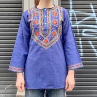 パキスタン 刺繍 チュニック 17