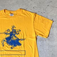 騎士プリントTシャツ