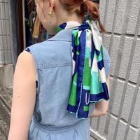 長方形 スカーフ
