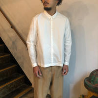 NO  CONTROL  AIR   スーピマコットンシャツ off white/ M