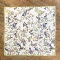 ASEEDONCLÖUD  handkerchief 【Migratory Birds】