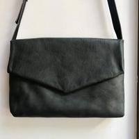 ohta  letter bag    black