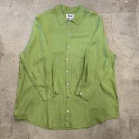FLAX リネンシャツ