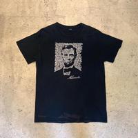 リンカーンTシャツ