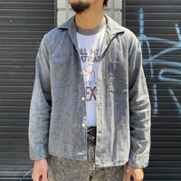 "1960's〜 ""Manhattan"" オープンカラーシャツ"