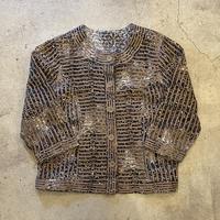 リバーシブルデザインジャケット