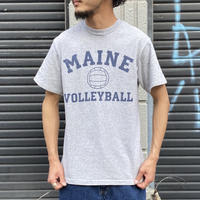 """MAINE VOLLEYBALL"" Tシャツ"